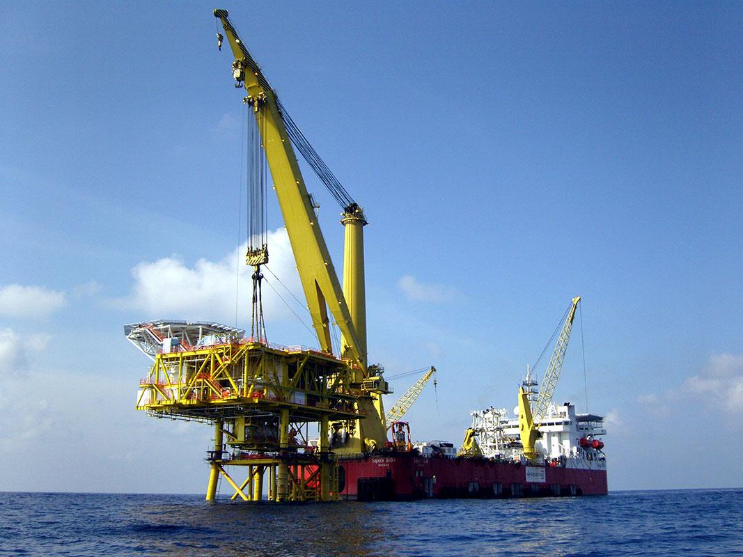 Offshore & Marine - Siebenhaar Antriebstechnik